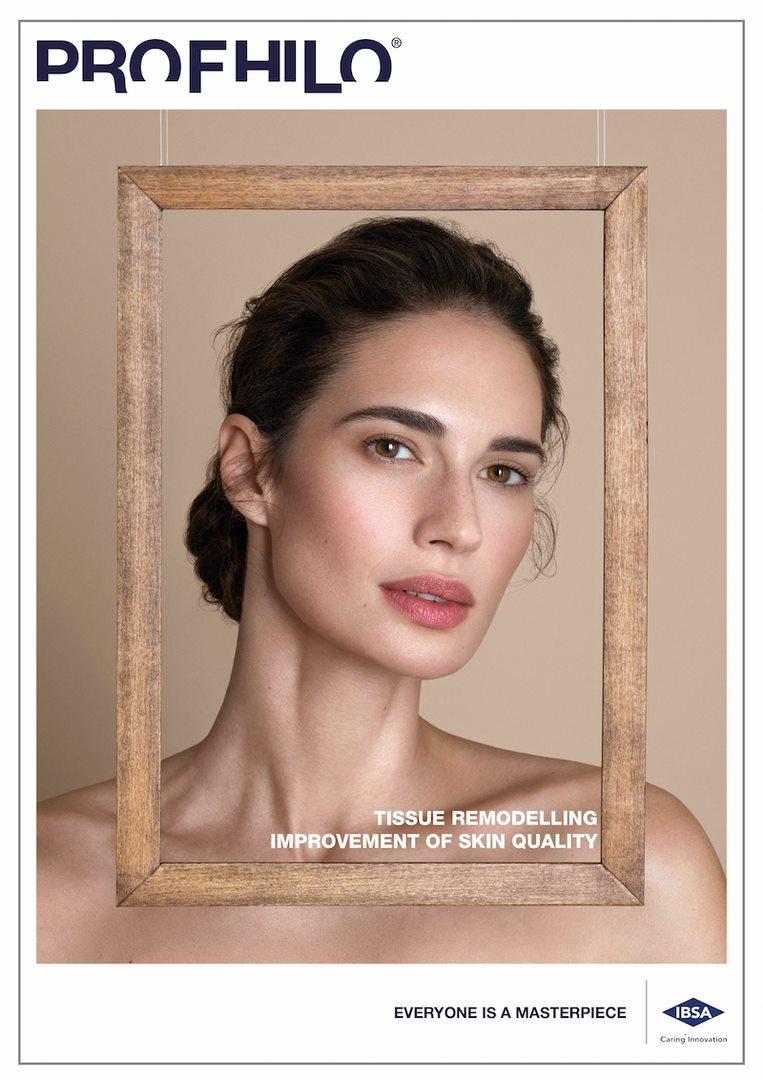 profhilo facial aesthetics female